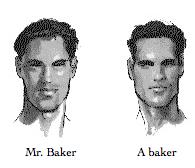 Baker Baker effect